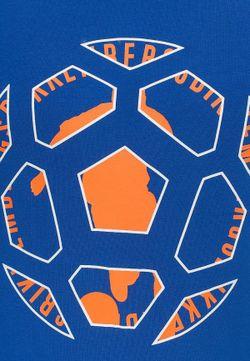 Футболка Bikkembergs                                                                                                              синий цвет