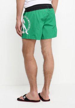 Шорты Для Плавания Bikkembergs                                                                                                              зелёный цвет