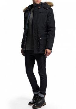 Куртка Утепленная Blend                                                                                                              чёрный цвет