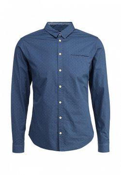 Рубашка Blend                                                                                                              синий цвет