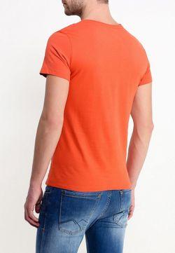 Футболка Blend                                                                                                              оранжевый цвет