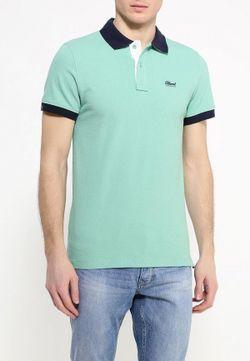Поло Blend                                                                                                              зелёный цвет