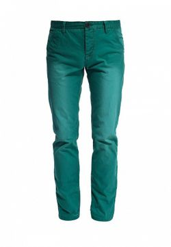 Джинсы Bonobo                                                                                                              зелёный цвет