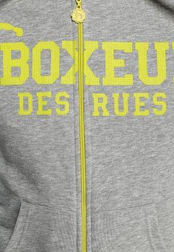 Толстовка Boxeur Des Rues                                                                                                              серый цвет