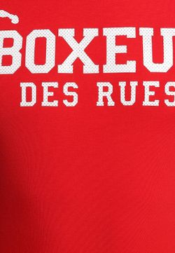 Футболка Boxeur Des Rues                                                                                                              красный цвет