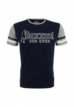 Футболка Boxeur Des Rues                                                                                                              синий цвет