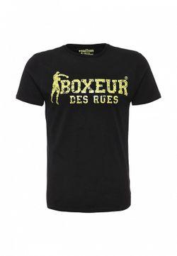 Футболка Boxeur Des Rues                                                                                                              черный цвет