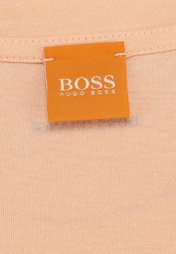 Футболка BOSS Orange                                                                                                              оранжевый цвет