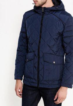 Куртка Утепленная BOSS Orange                                                                                                              синий цвет