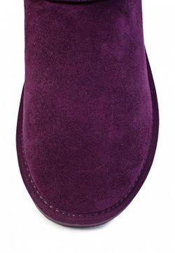 Угги Booroo                                                                                                              фиолетовый цвет