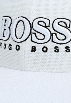 Бейсболка Boss Green                                                                                                              белый цвет