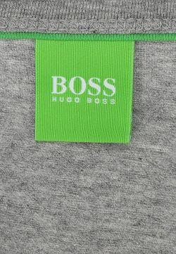 Футболка Boss Green                                                                                                              серый цвет