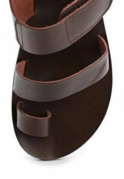 Сандалии Brador                                                                                                              коричневый цвет