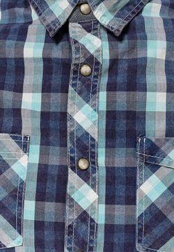 Рубашка Brave Soul                                                                                                              синий цвет