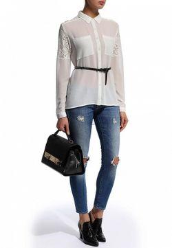 Блуза Brave Soul                                                                                                              белый цвет