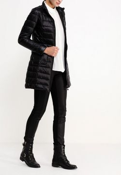Пуховик B.Style                                                                                                              черный цвет