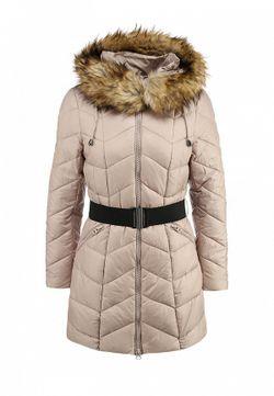 Куртка Утепленная B.Style                                                                                                              бежевый цвет