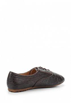 Ботинки Burlesque                                                                                                              коричневый цвет