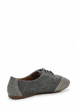 Ботинки Burlesque                                                                                                              серый цвет