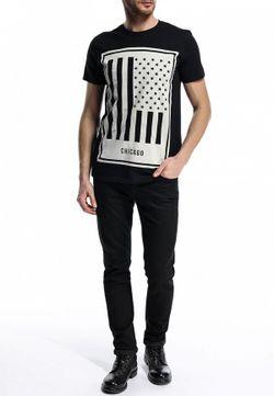 Футболка Burton Menswear London                                                                                                              черный цвет