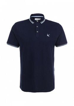 Поло Burton Menswear London                                                                                                              синий цвет