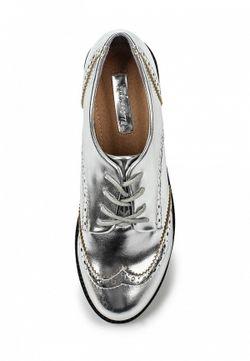 Ботинки Buonarotti                                                                                                              Серебряный цвет