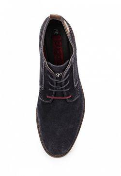 Туфли Bugatti                                                                                                              синий цвет