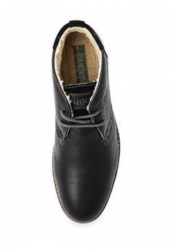 Ботинки Bugatti                                                                                                              чёрный цвет