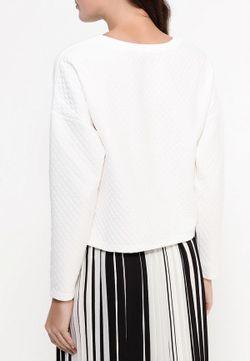 Свитшот By Swan                                                                                                              белый цвет