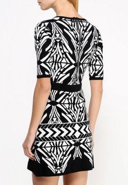 Платье Byblos                                                                                                              многоцветный цвет