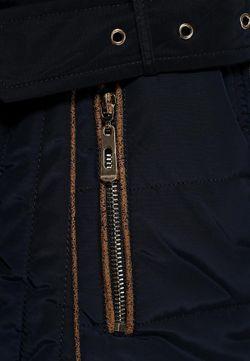 Куртка Утепленная Camelot                                                                                                              синий цвет