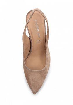 Туфли Carmens Padova                                                                                                              бежевый цвет