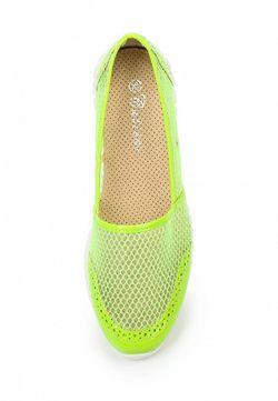 Слипоны Catisa                                                                                                              зелёный цвет