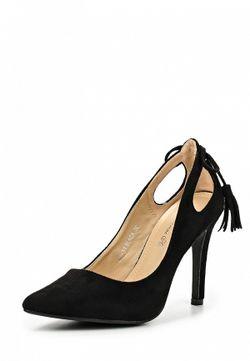 Туфли Catherine                                                                                                              чёрный цвет