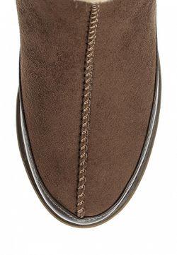 Полусапоги Carlo Bellini                                                                                                              коричневый цвет