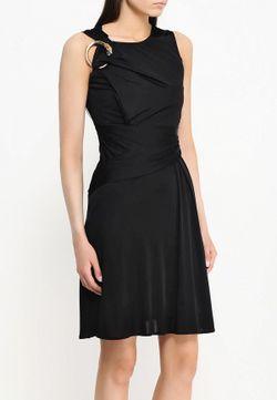 Платье Cavalli Class                                                                                                              чёрный цвет