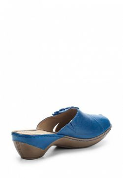 Сабо Caprice                                                                                                              голубой цвет