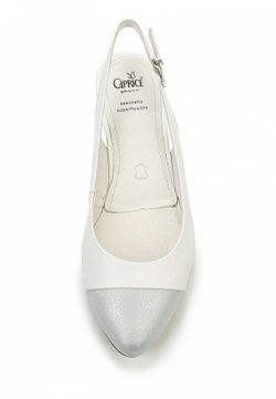 Сандалии Caprice                                                                                                              белый цвет