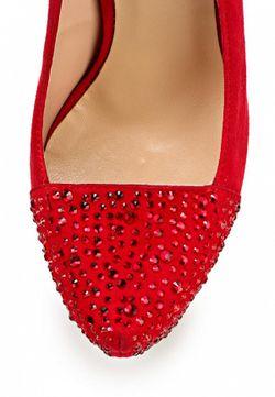 Туфли Calipso                                                                                                              красный цвет