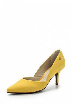 Туфли Capodarte                                                                                                              желтый цвет