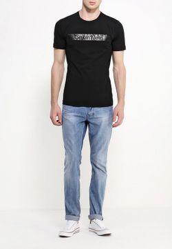 Футболка Calvin Klein Jeans                                                                                                              черный цвет