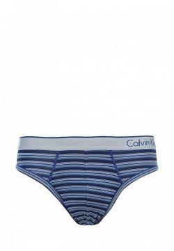 Трусы Calvin Klein                                                                                                              синий цвет