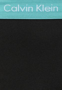 Комплект Трусов 3 Шт. Underwear Calvin Klein                                                                                                              чёрный цвет