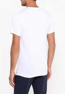 Футболка Домашняя Underwear Calvin Klein                                                                                                              белый цвет