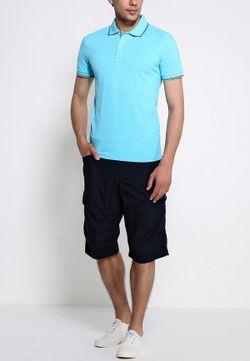 Поло Celio                                                                                                              голубой цвет