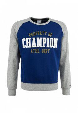 Свитшот Champion                                                                                                              синий цвет