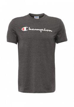 Футболка Champion                                                                                                              серый цвет