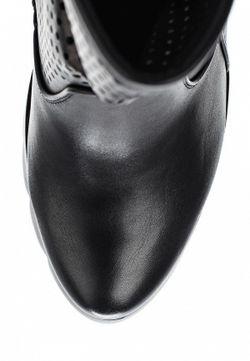 Ботильоны Chasse                                                                                                              черный цвет