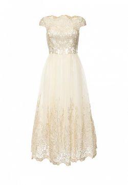 Платье Chi Chi London                                                                                                              золотой цвет