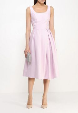 Платье Chi Chi London                                                                                                              розовый цвет